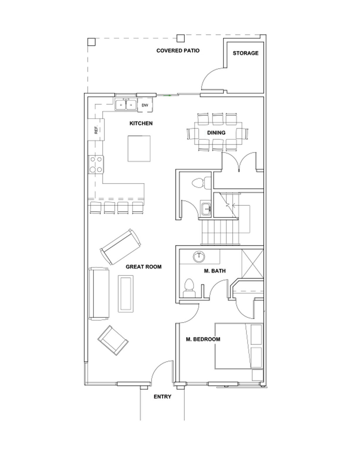 Green Floor Plans | Floor Plans The Lofts At Green Valley